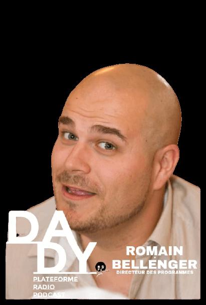 romain-Big Daddy programme radio animateur FM webradio