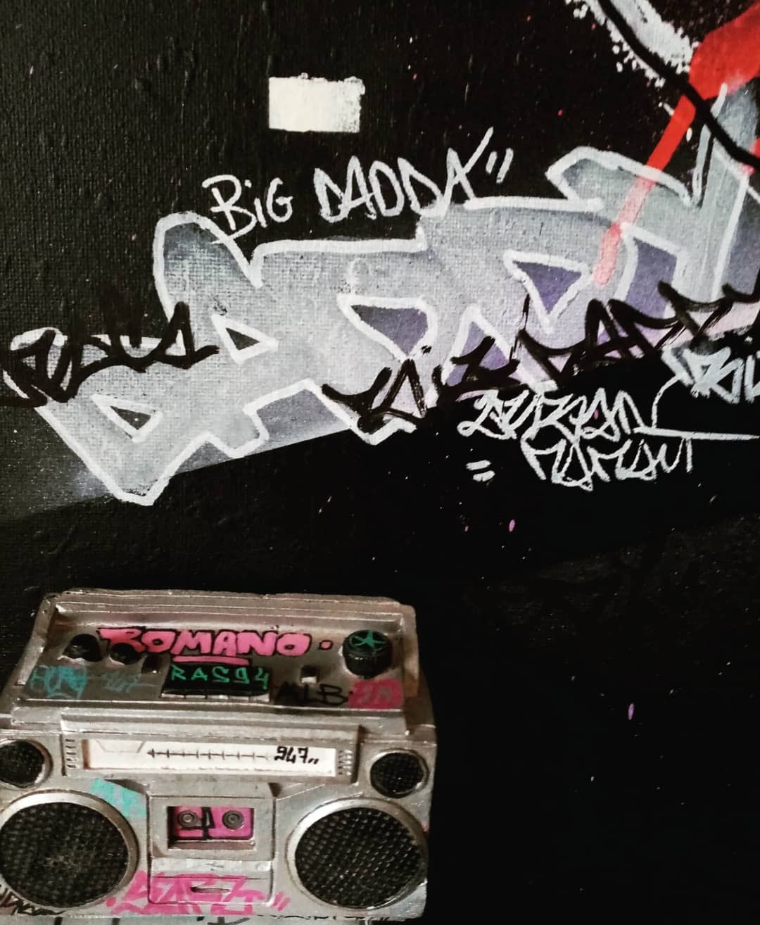 Big Daddy Romano DJ Bordeaux Angouleme France